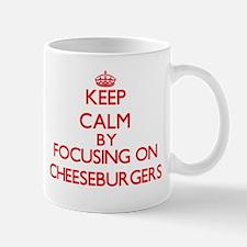 Cheeseburgers Mugs