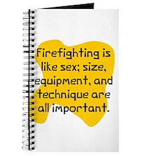 Firefighting matters Journal