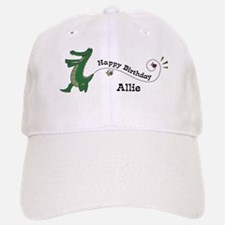 Happy Birthday Allie (gator) Baseball Baseball Cap