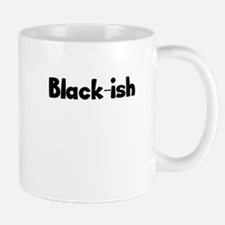 BLACK-ISH Mugs