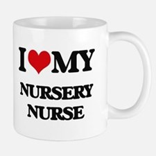 I love my Nursery Nurse Mugs