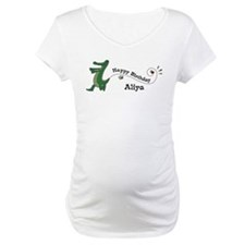 Happy Birthday Aliya (gator) Shirt