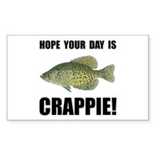 Hope Day Is Crappie Decal