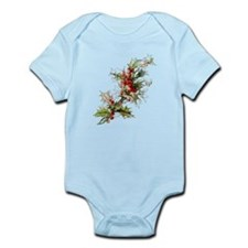 Holly and berries Body Suit
