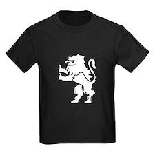 Lion Statue Silhouette T-Shirt