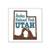 Arches national park Stickers & Flair