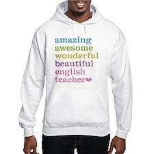 English Teacher Hoodie