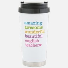 English Teacher Travel Mug