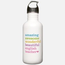 English Teacher Water Bottle