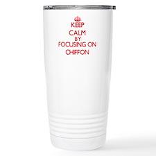 Chiffon Travel Mug