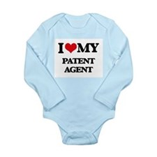I love my Patent Agent Body Suit