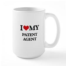 I love my Patent Agent Mugs