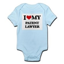 I love my Patent Lawyer Body Suit