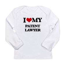 I love my Patent Lawyer Long Sleeve T-Shirt