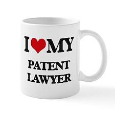 I love my Patent Lawyer Mugs