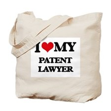I love my Patent Lawyer Tote Bag