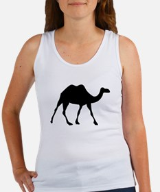 Camel Silhouette Tank Top