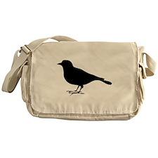 Robin Silhouette Messenger Bag
