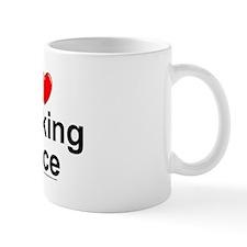 Sucking Face Mug
