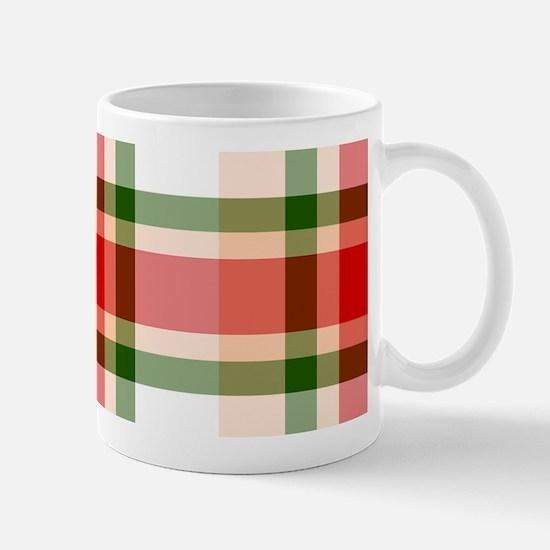 Christmas Plaid Mug