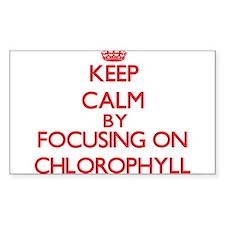 Chlorophyll Decal