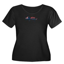 gday mate Plus Size T-Shirt