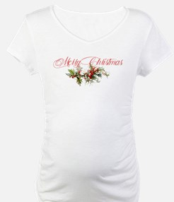 Merry Christmas Holly and berrie Shirt