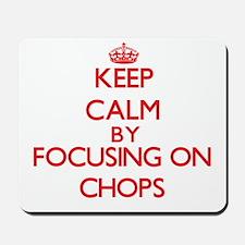 Chops Mousepad