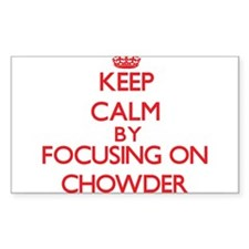 Chowder Decal