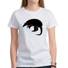 Armadillo Silhouette T-Shirt