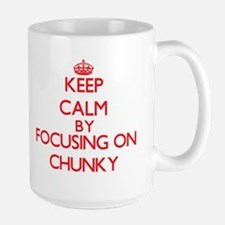 Chunky Mugs