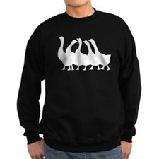 Geese Silhouette Jumper Sweater