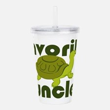 Favorite Uncle Acrylic Double-wall Tumbler