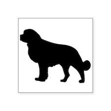 Newfoundland Silhouette Sticker