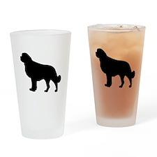 Newfoundland Silhouette Drinking Glass