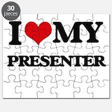 I love my Presenter Puzzle