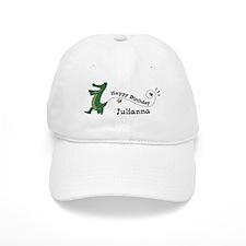 Happy Birthday Julianna (gato Baseball Cap