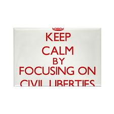 Civil Liberties Magnets