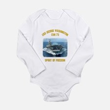 USS George Washington CVN 73 Body Suit