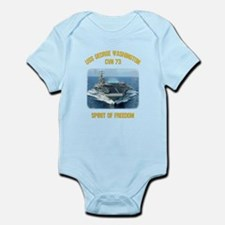 USS George Washington CVN 73 Body Suit