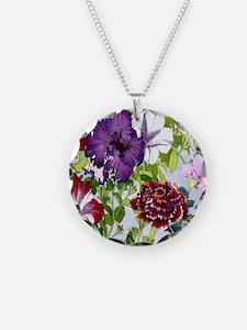 Dazzlin' Petunia Power Necklace