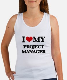I love my Project Manager Tank Top