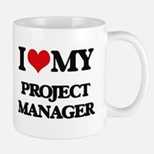 I love my Project Manager Mugs