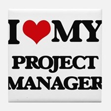 I love my Project Manager Tile Coaster
