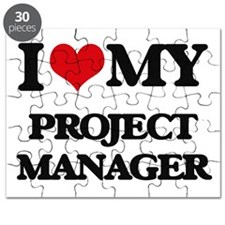 I love my Project Manager Puzzle