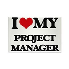 I love my Project Manager Magnets