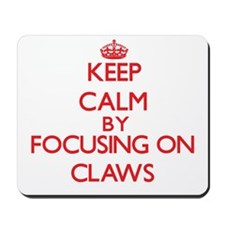 Claws Mousepad