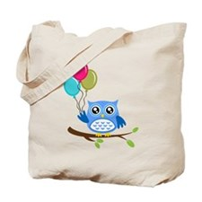 Owl Art Tote Bag