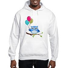 Owl Art Jumper Hoody