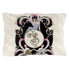 Monogram S Barbier Cabaret Pillow Case